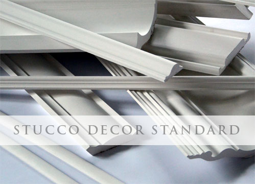 KATALOG - Stucco decor Standard