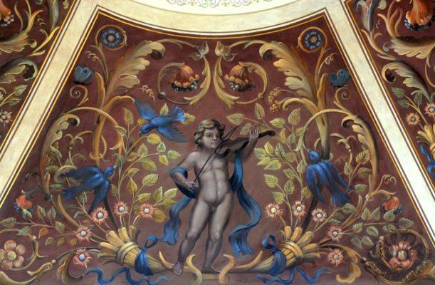Malba na zdi, nástěnná malba